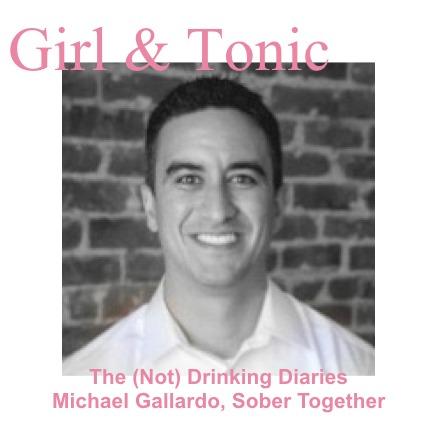 My (Not) Drinking Diary, Michael Gallardo