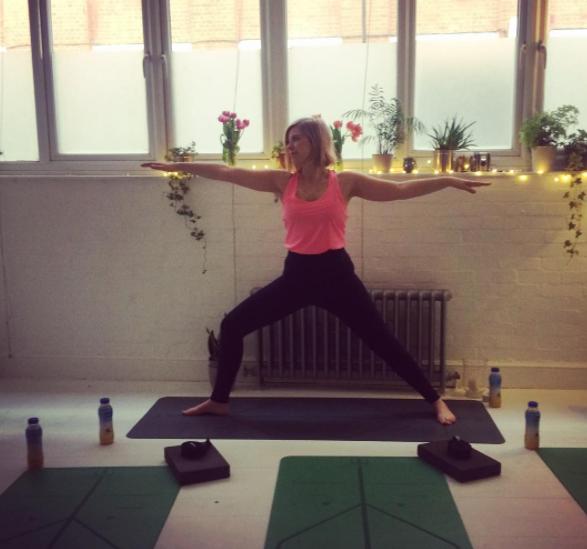 Laurie McAllister Yoga