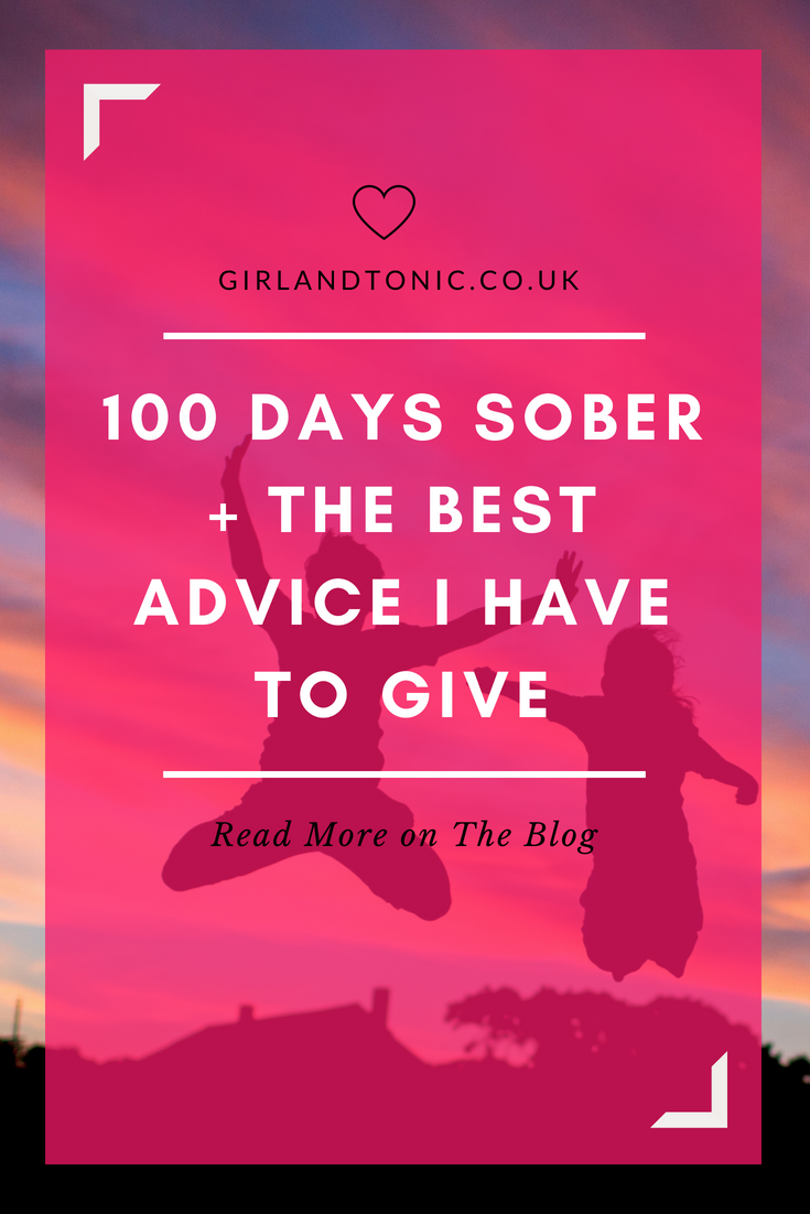 100 Days Alcohol Free