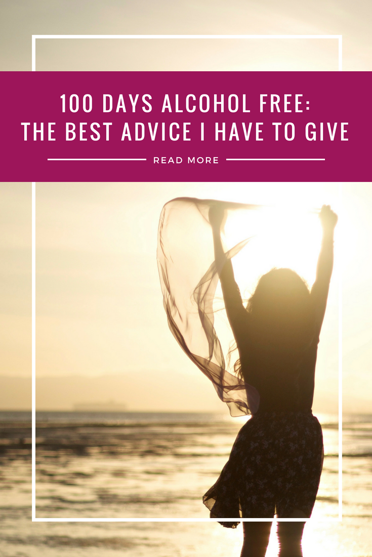 100 Days Alcohol Free