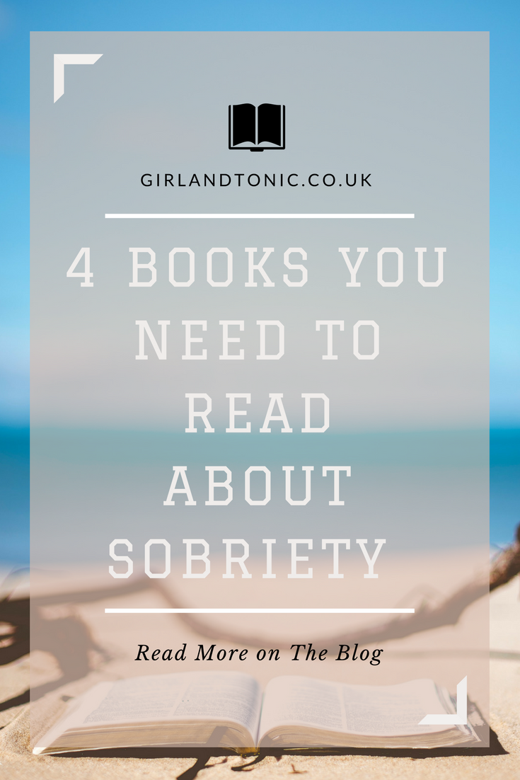books about sobriety