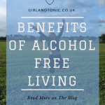 benefits of living sober