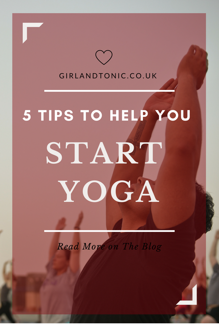 beginners tips for starting yoga