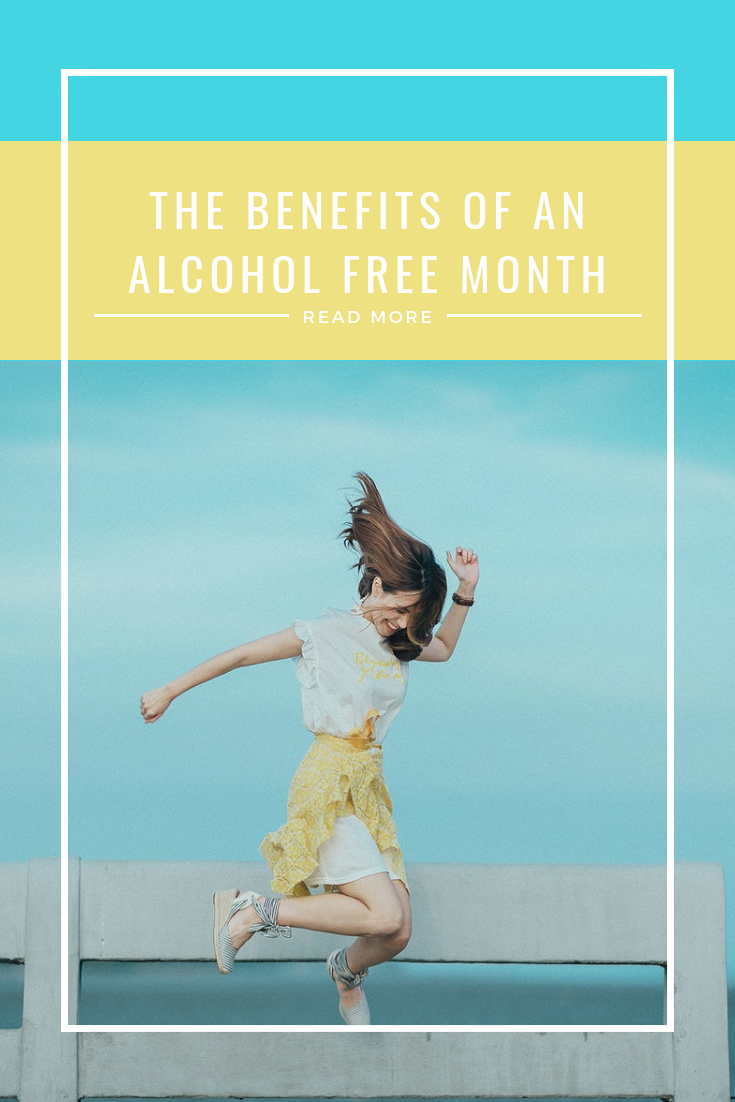 alcohol free month benefits