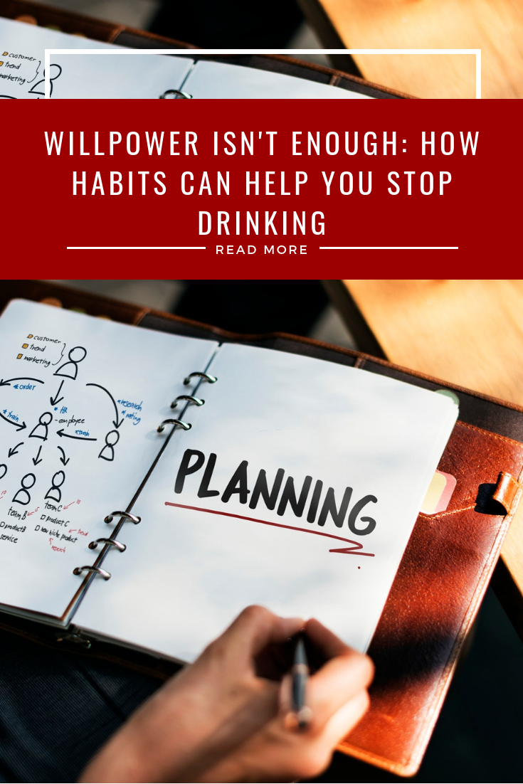 habits to stop drinking